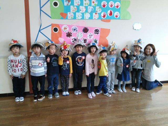 ⭐️幼稚園の4月の予定⭐️