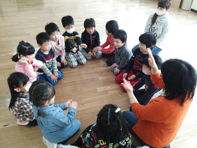 ⭐️幼稚園の3月の予定⭐️